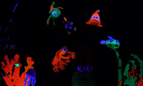 Show de animación Disney