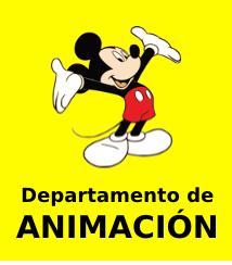 Departamento de Animación