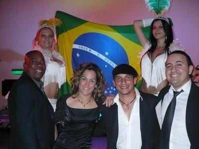 Orquesta brasileña