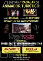 Cursos de Animador turístico. Lanzarote y Huelva. 2016