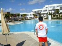 Trabajo como socorrista acuático en Huelva. Ayamonte, Islantilla, El Portil ...